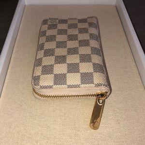 Louis Vuitton Bags - Louis Vuitton Damier Azur Zippy Compact Wallet